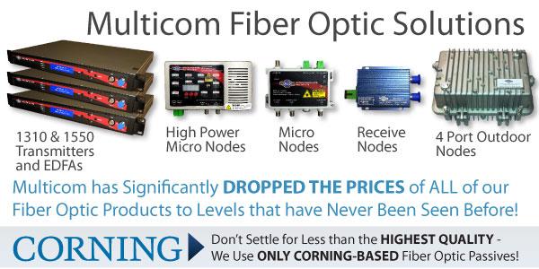 Copper vs  Fiber - Which to Choose? | Multicom