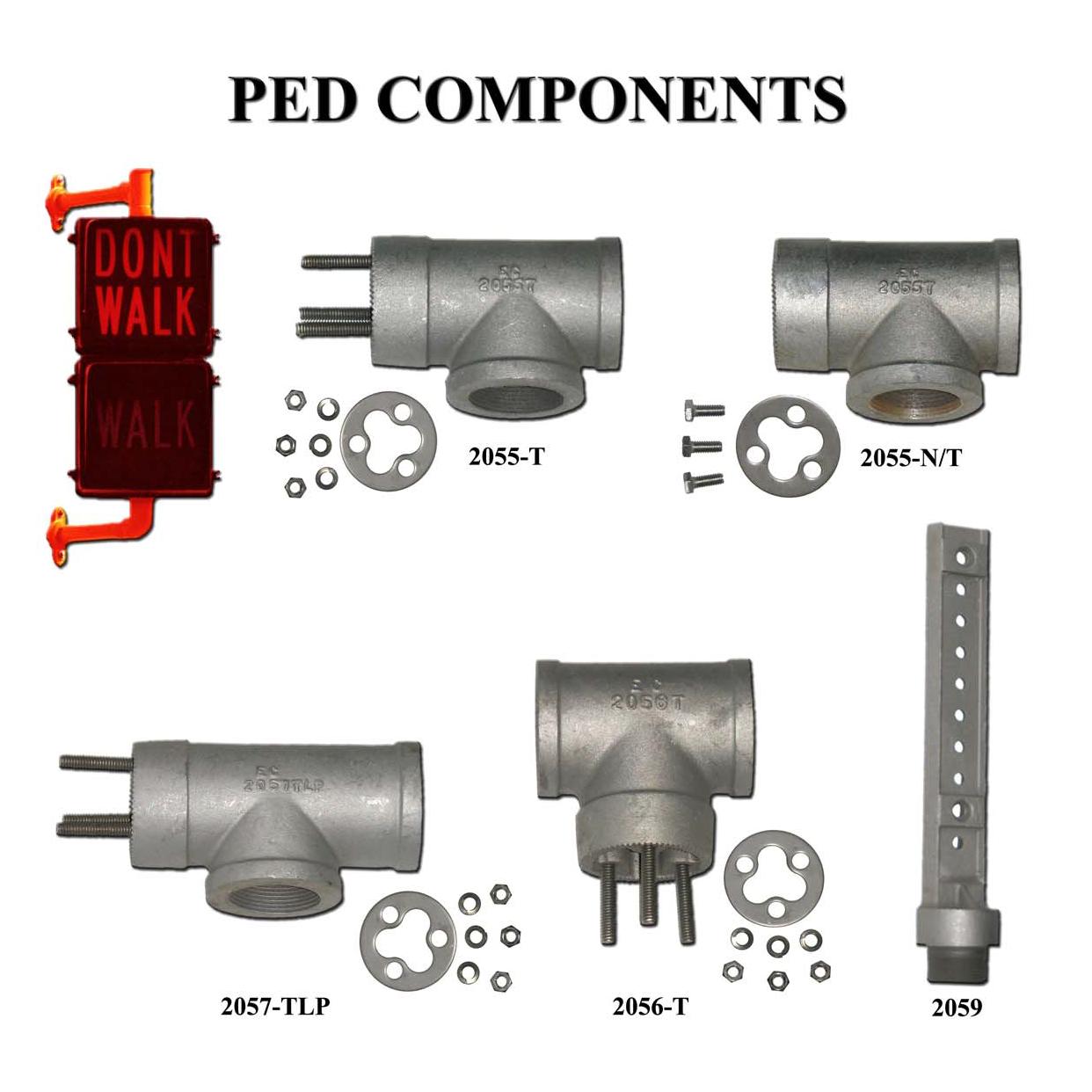 Pedestrian Signals & Accessories