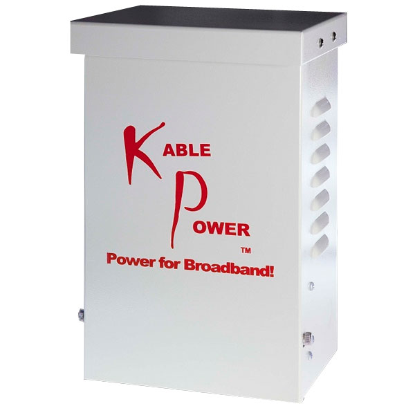 Kable Power - PS-60/90-15 - 60/90 Volt CATV Power Supply