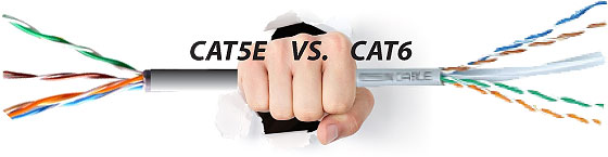 Cat5 Vs Cat6 Cable Multicom