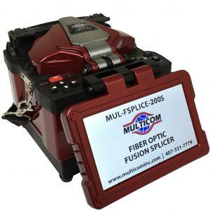 Multicom – MUL-FSPLICE-200-S – Fiber Optic Fusion Splicer