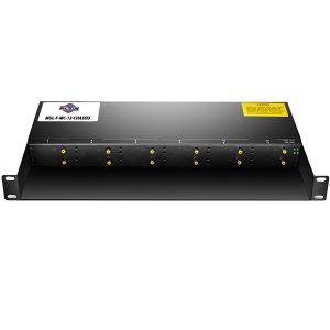 Multicom – MUL-F-MC-12-CHASSIS – 12 Slots Fiber Media Converter Rack Chassis