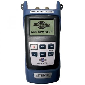 Multicom – MUL-OPM-VFL-1 – Optical Power Meter and Visual Fault Locator