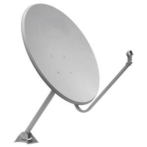 multicom announces new line of ku and c band satellite dish antennas