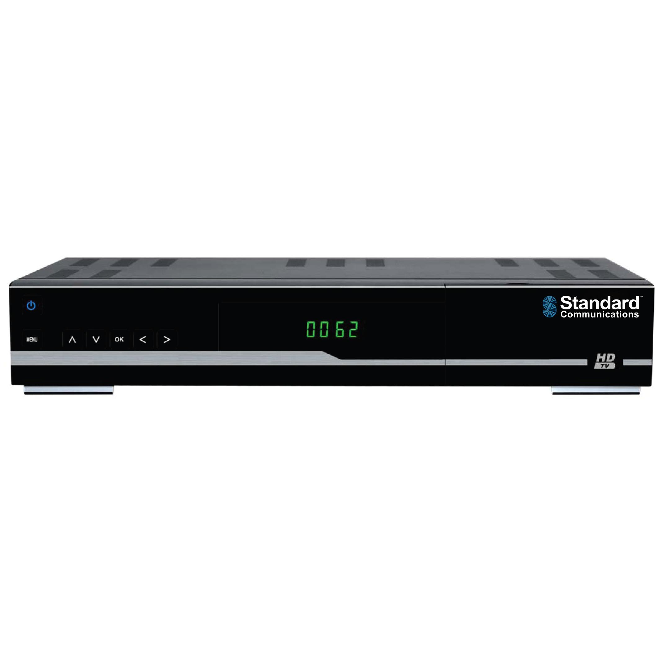 Standard Communications STB HD4PT C SC HD Twin PVR