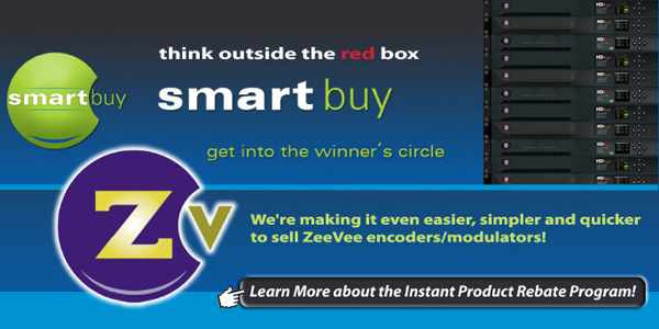 ZeeVee SMART Buy Program