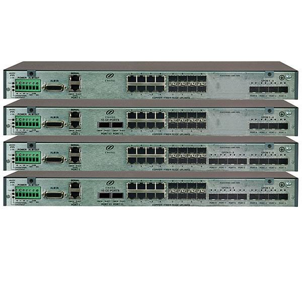 DASAN Zhone Solutions - MXK-198 -10GE - 1U GPON OLT