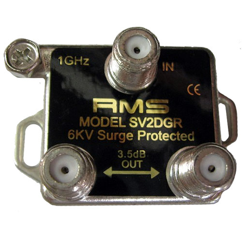 RMS Splitters & Directional Couplers