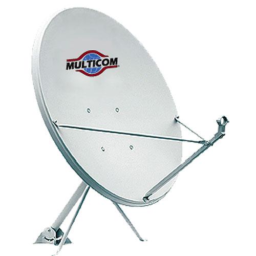 Multicom - MUL-90CM-KU - 90CM DTH KU-Band Satellite Dish
